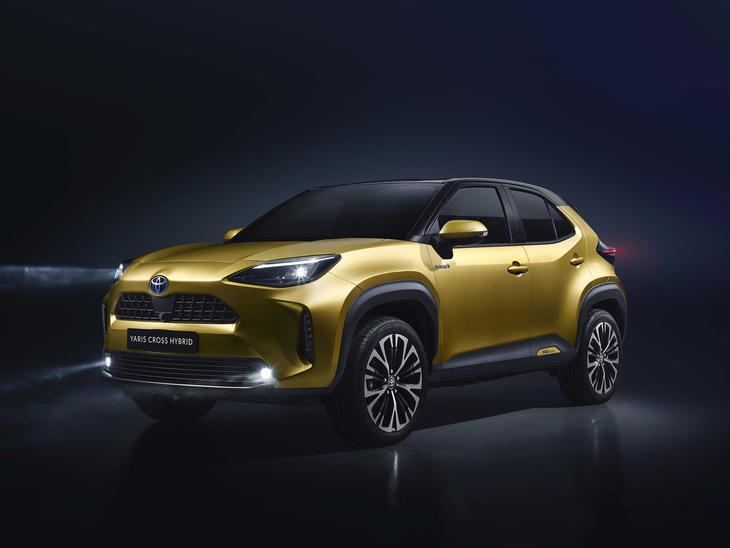 Nuevo Toyota Yaris Cross un coche pequeño convertido en SUV