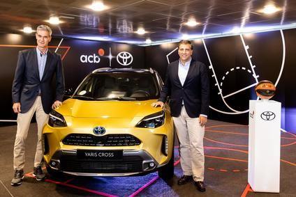 Toyota España será patrocinador oficial de la acb