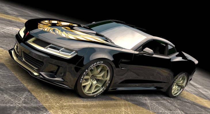 Chevrolet Camaro Trans Am de 1.000CV