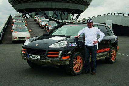 Walter Rohrl y los 5 mejores Porsche de rallyes