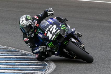 Viñales y Quartararo, baten récords en Jerez
