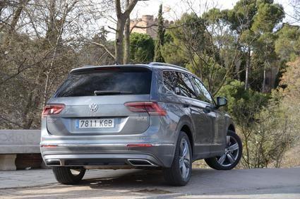 Volkswagen Tiguan Allspace más familiar y más capacidad