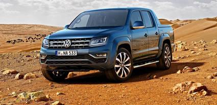 El Volkswagen total se llama Amarok
