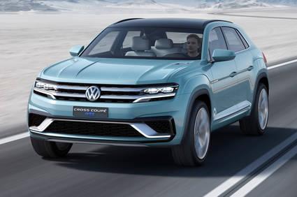 Cross Coupé GTE de Volkswagen