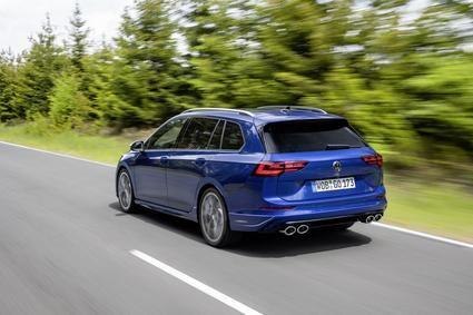 Nuevo Volkswagen Golf Variant R, más potente y polivalente