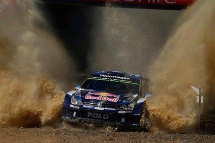 Lo mejor del año pasado del WRC