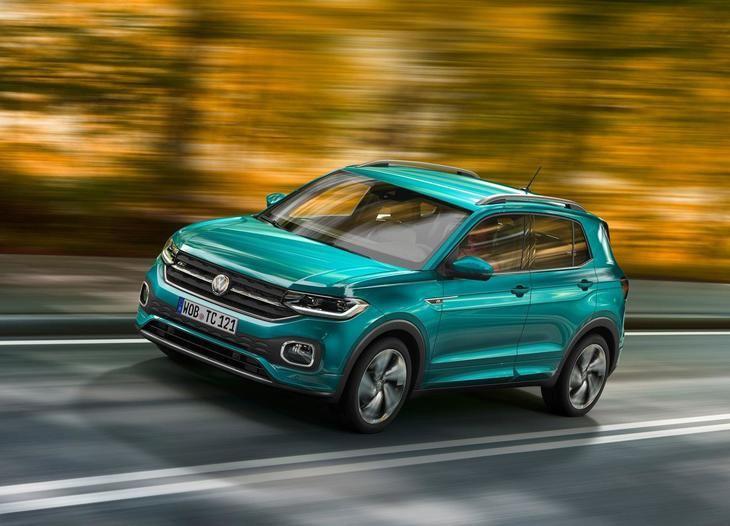Comienza la producción del nuevo Volkswagen T-Cross