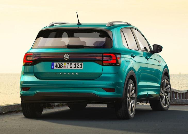 Volkswagen amplia su familia SUV con el T-Cross