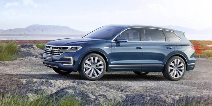 Volkswagen le planta cara al Audi Q7