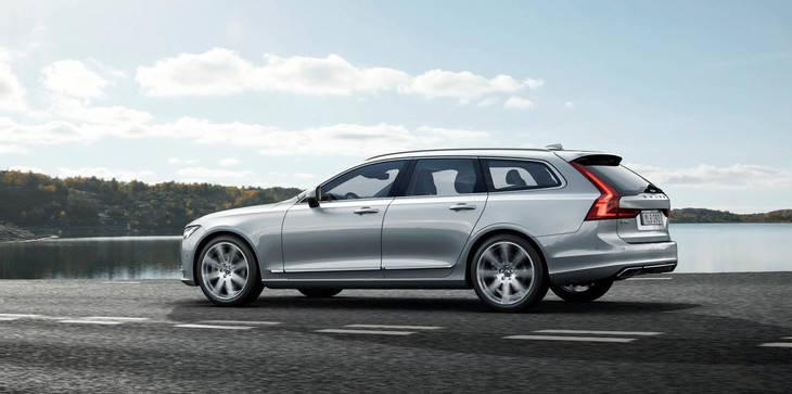 Más premium que nunca: nuevo Volvo V90