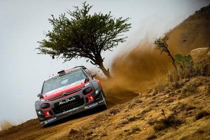 Rallye de Polonia, de los más rápidos