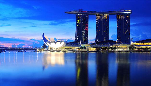 GP de Singapur 2019: Horarios y Neumáticos