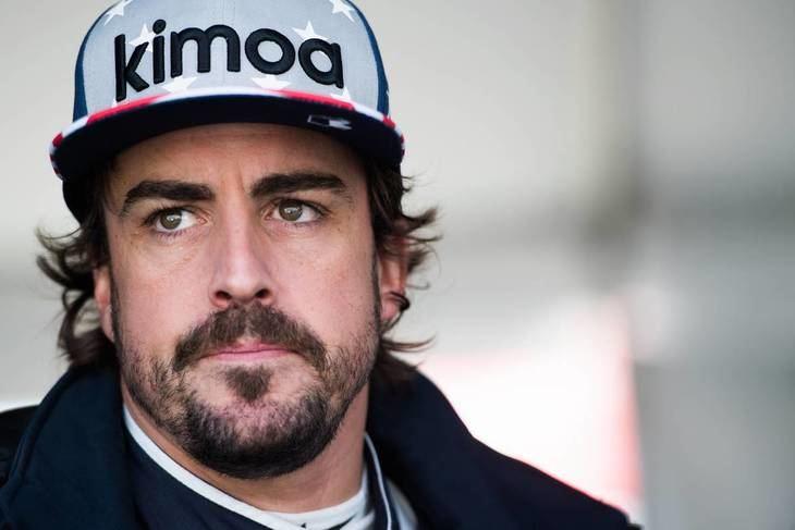 Fernando Alonso segundo en el F1 Power Rankings