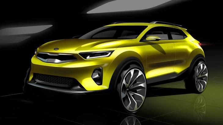 KIA Stonic, nuevo SUV de la marca asiática
