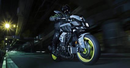 Nueva Yamaha MT-10 2016