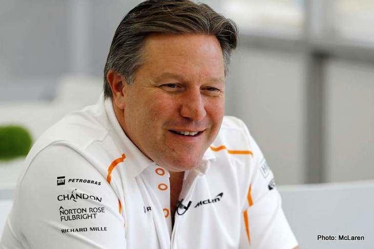 McLaren advierte a Ferrari: