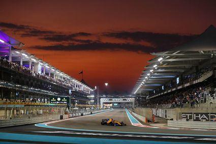 GP de Abu Dhabi F1 2020: Horarios y neumáticos