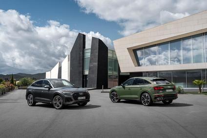Audi Q5 Sportback, versatilidad deportiva