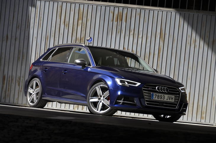 Hemos conducido el renovado Audi S3 Sportback