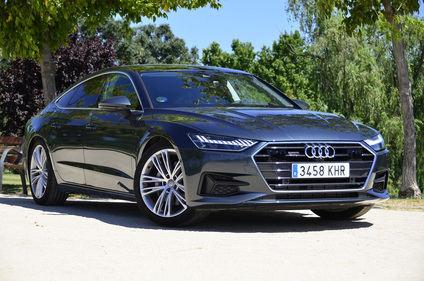 Nuevo Audi A7 Sportback, la esencia del nuevo diseño de la marca de los aros