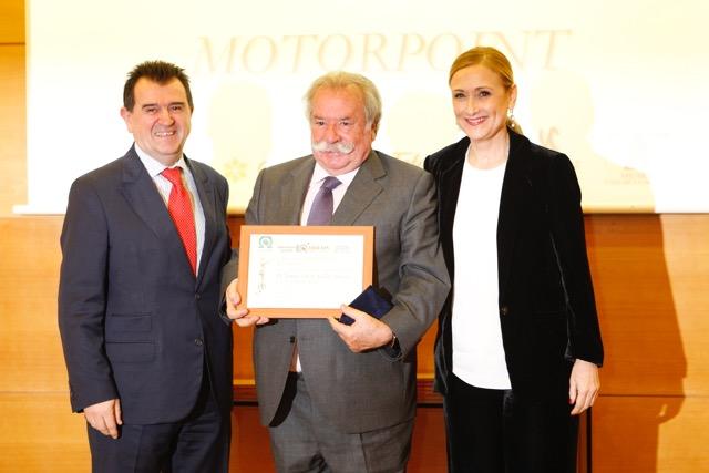 Motorpoint, Publicación Profesional del año 2015
