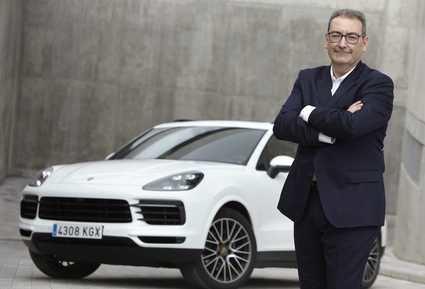 Alberto López nuevo Director Comercial de Porsche Ibérica