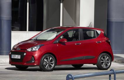Probamos la segunda generación del Hyundai i10