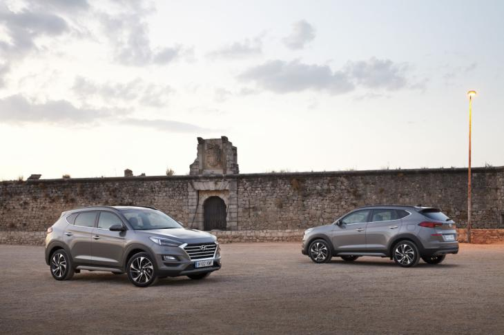 Probamos el Hyundai Tucson 2019