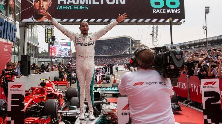 GP de Gran Bretaña: Impresionante pole de Hamilton