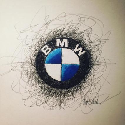 BMW pone en marcha un concurso #pintando abrazos en las redes sociales