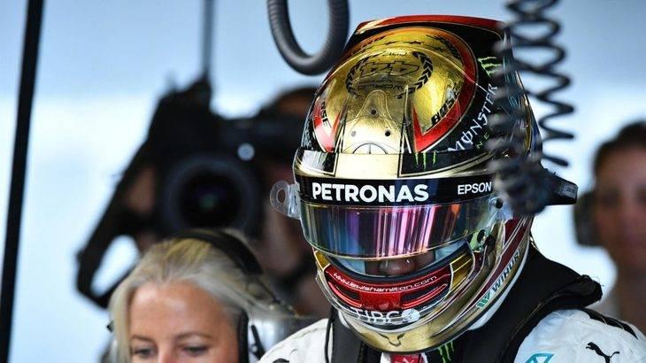 Hamilton empieza el fin de semana como favorito