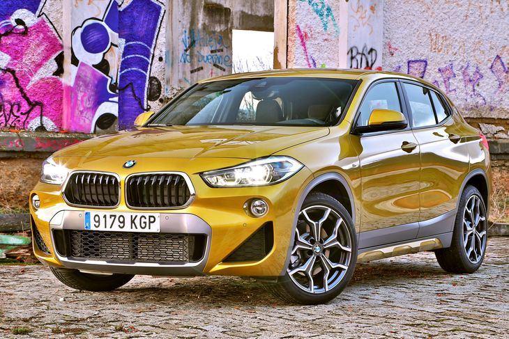 Prueba comparativa del nuevo BMW X2
