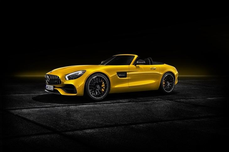 Nuevo Mercedes AMG GT S Roadster