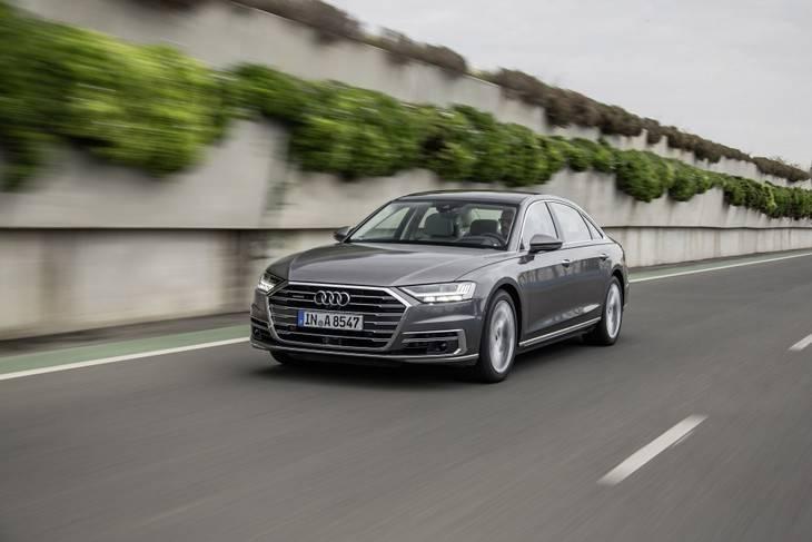 Nuevos Audi A8 y A8 L desde 97.500 euros