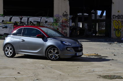 Opel Adam S, pequeño pero matón