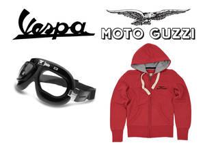 Accesorios Moto Guzzi y Vespa 2015