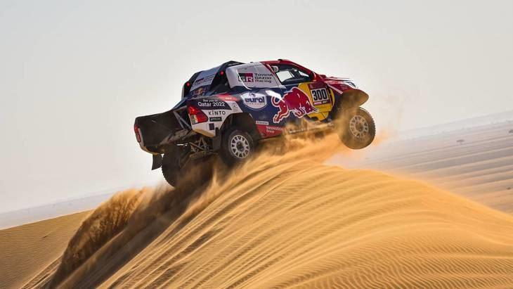 Dakar 2020 9ª etapa: Al Attiyah a 24 segundos de Sainz en la general