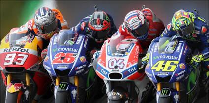 MotoGP: Campeonato al Rojo Vivo
