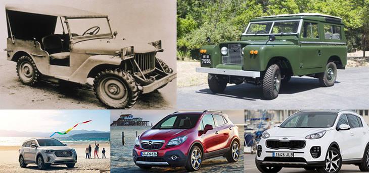 Diferencias entre 'todoterreno', 'Crossover', 'todocamino', 'SUV' y...