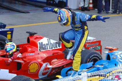 Fernando Alonso y sus consecuencias