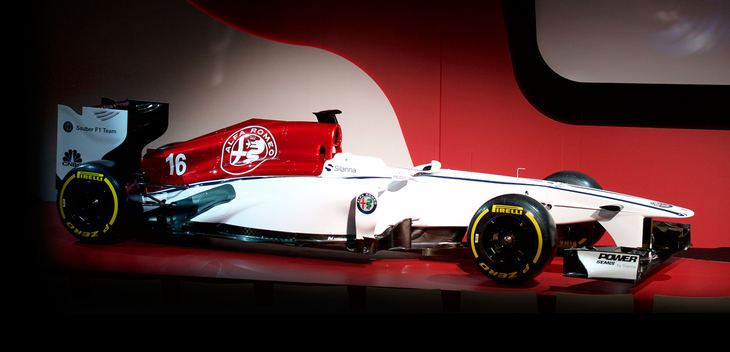 Alfa Romeo Sauber presenta el C37