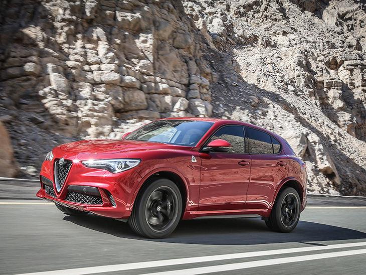 Problemas de calidad en el Alfa Romeo Stelvio