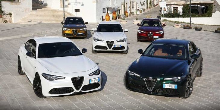 Nuevos Alfa Romeo Giulia y Stelvio