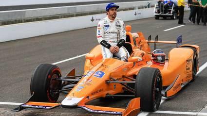 Alonso correrá las 500 Millas con Andretti y motor Honda