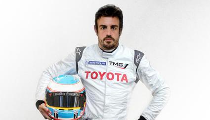 Fernando Alonso: 'Correr Le Mans es un sueño hecho realidad'
