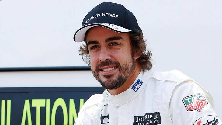 Fernando Alonso correrá las 24 Horas de Daytona en enero