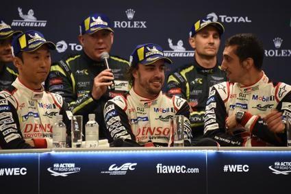 Alonso:'Ya estoy preparado para Le Mans'