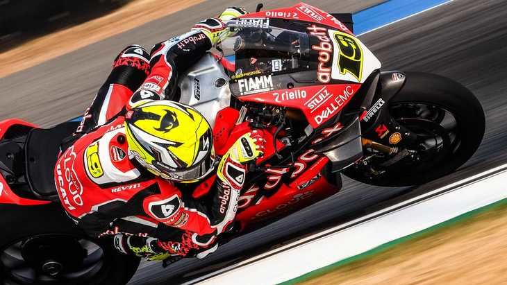 El Mundial de Superbike viaja a Italia