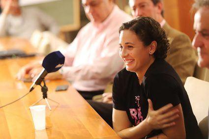 Ana Carrasco: 'Tengo 21 años y me veo en MotoGP'