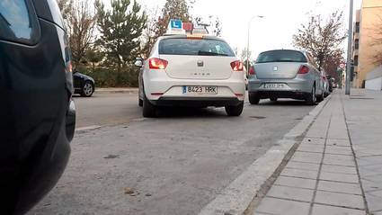 C�mo aparcar sin problemas